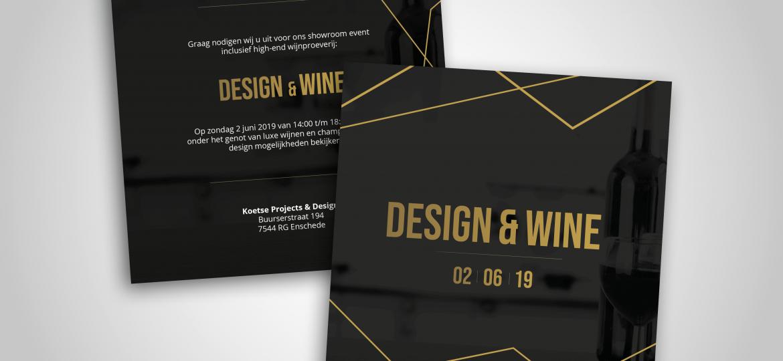 Design en Wine