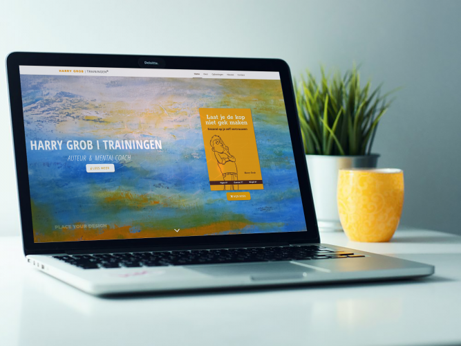 Harry Grob I Website